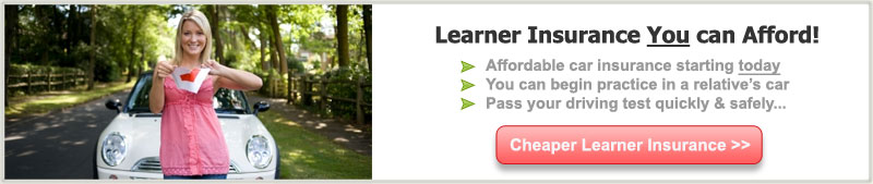 Learner Drivers Insurance Quotes